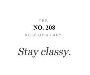 rules, classy, and lady image