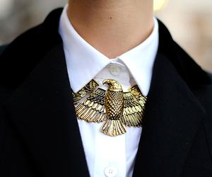 fashion, style, and eagle image