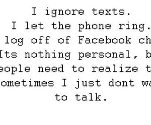 text, quote, and facebook image