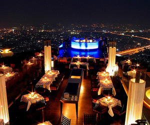 restaurant, thailand, and sirocco image