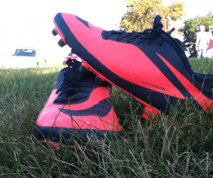 cleats, soccer, and hypervenoms image