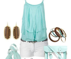 summer and outfit image