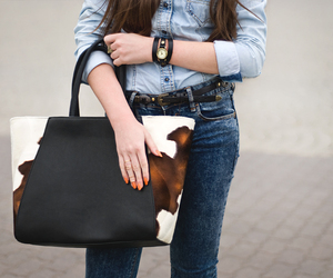 bag, blog, and blogger image