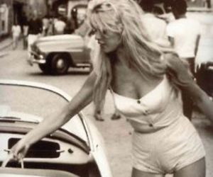 brigitte bardot, vintage, and blonde image