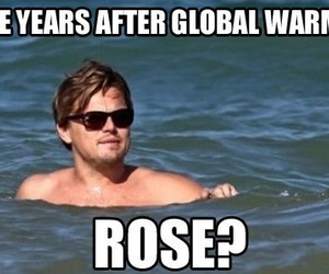 funny, titanic, and rose image