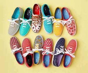 shoes, keds, and vans image