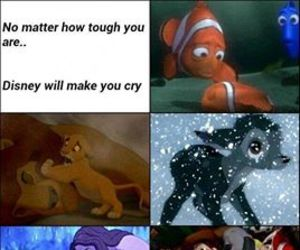disney, cry, and tarzan image