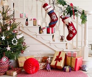 christmas, joy, and new year image