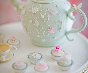 vintage, cupcake, and pretty image