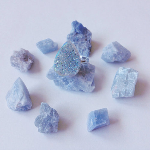blue, crystal, and ring image