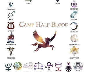 percy jackson and camp half-blood image