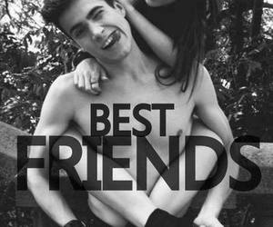 friends, best friends, and boy image
