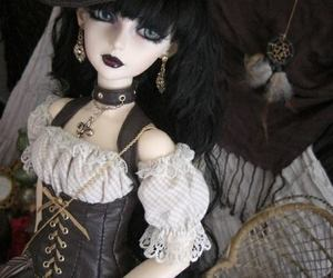 alternative, bjd, and doll image