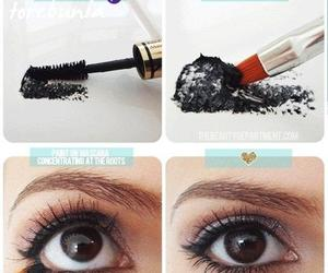 cool, wow, and make up image