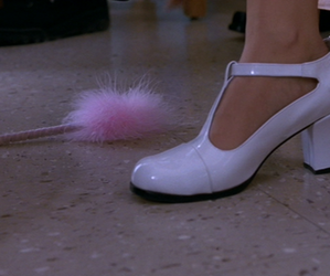 Clueless, 90s, and pink image