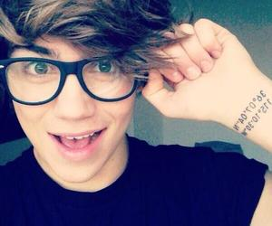 george shelley, union j, and george image