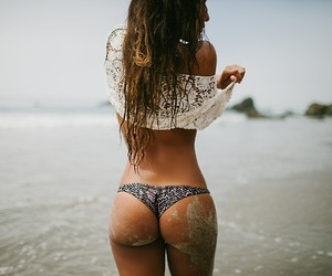 ass, eyes, and hair image
