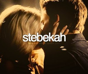 quote, the vampire diaries, and stebekah image