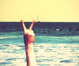 90210, summer, and beach image