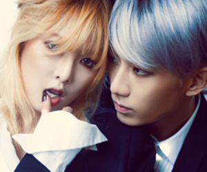 hyuna, trouble maker, and kpop image