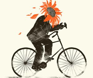 Albert Hofmann, art, and bird image