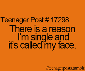 teenager post, single, and face image