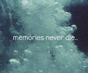 forget, memories, and love image