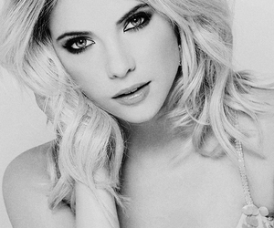 beauty, pll, and blonde image