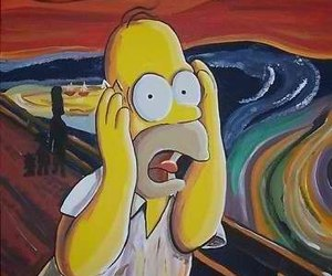 homer and the simpsons image