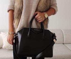 fashion, bag, and style image