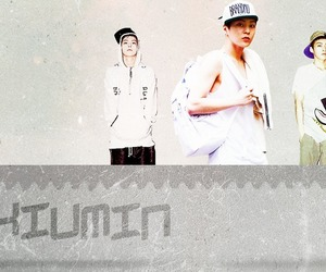 exo, wallpaper, and exo m image