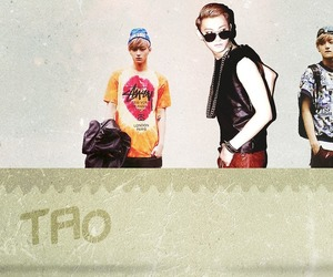 exo, tao, and wallpaper image