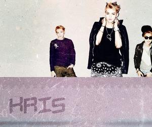 exo, kris, and exo m image