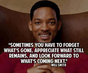 quote, will smith, and text image