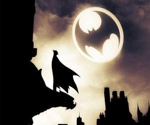 batman, comic, and Gotham image