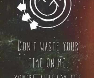 blink-182, Lyrics, and blink 182 image