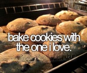 before i die, Cookies, and love image