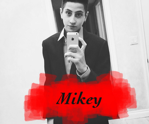 mikey fusco and to be one image
