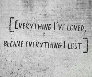 quotes, tumblr, and bring me the horizon image