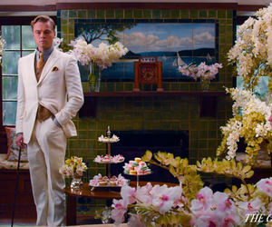 the great gatsby and leonardo dicaprio image