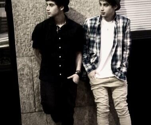 janoskians, luke brooks, and jai brooks image