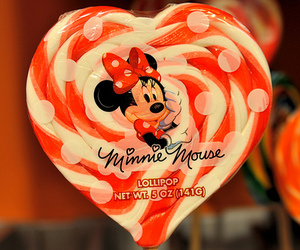minnie mouse, lollipop, and minnie image