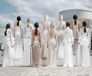 Givenchy, model, and white image