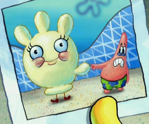 !, patrick, and violet image