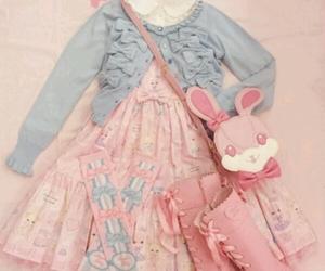 dress, kawaii, and cute image