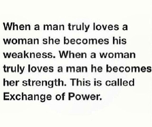 man, weakness, and love image