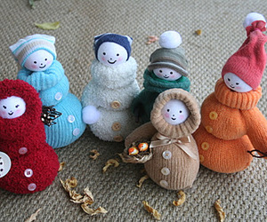 diy, gloves, and christmas decorations image