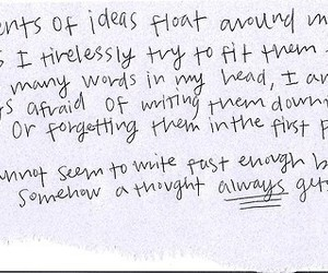 writing and over-thinking image
