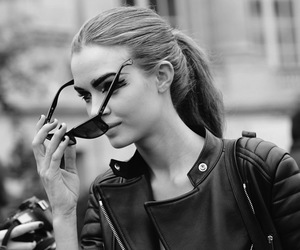 model, fashion, and style image