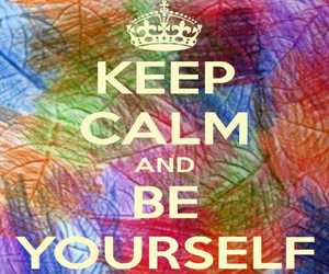 be, beuatiful, and calm image